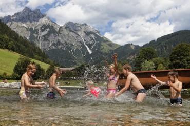 Zwemmeer 300 m van Deubler Heim