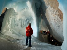 Grootste ijsgrotten ter wereld