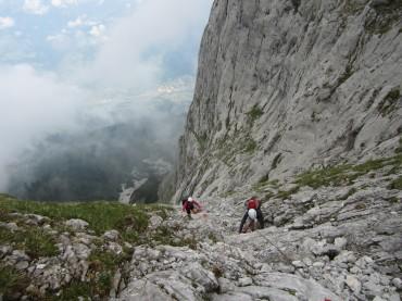 Klettersteigen omgeving Werfenweng