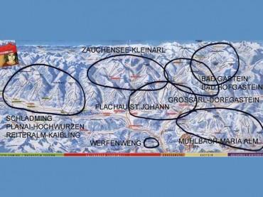 Deublerheim skien amade vanuit Werfenweng