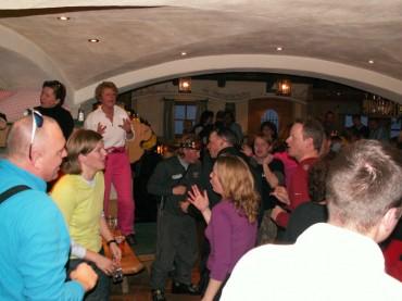 Deublerheim apres ski Werfenweng
