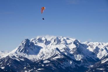 Deublerheim paragliding